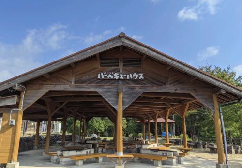 豊田湖畔公園キャンプ場