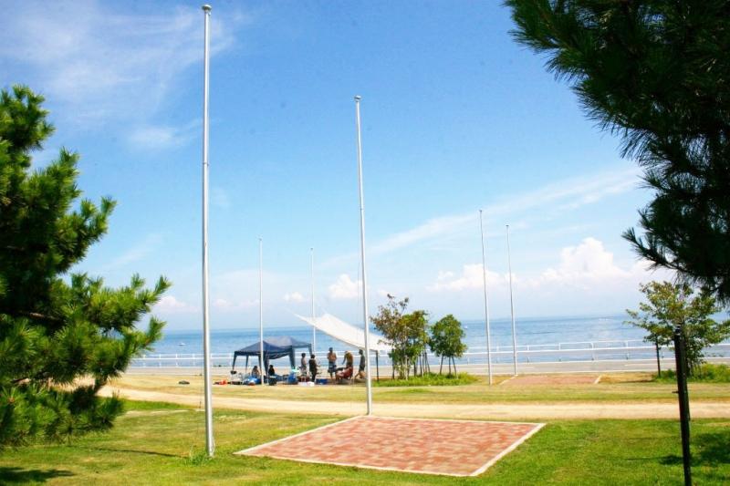 淡路島国営明石海峡公園バーベキュー広場