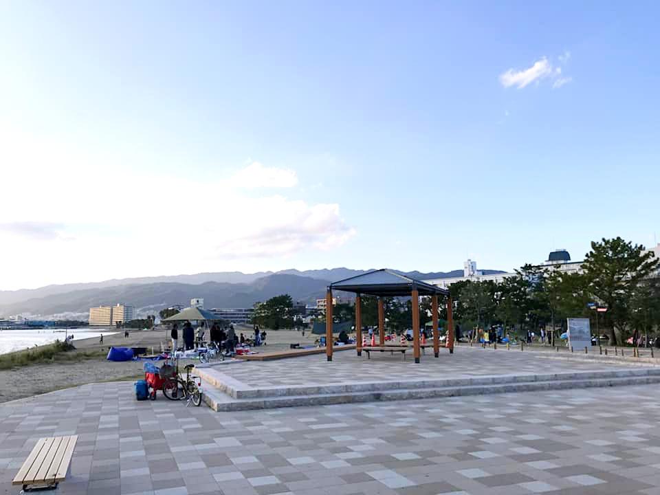 御前浜公園